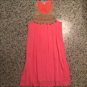NWOT Lilly Pulitzer Rachelle Dress Pink Sun Ray XS
